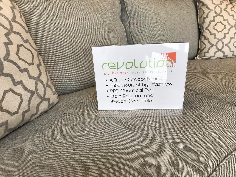 Revolution outdoor fabric