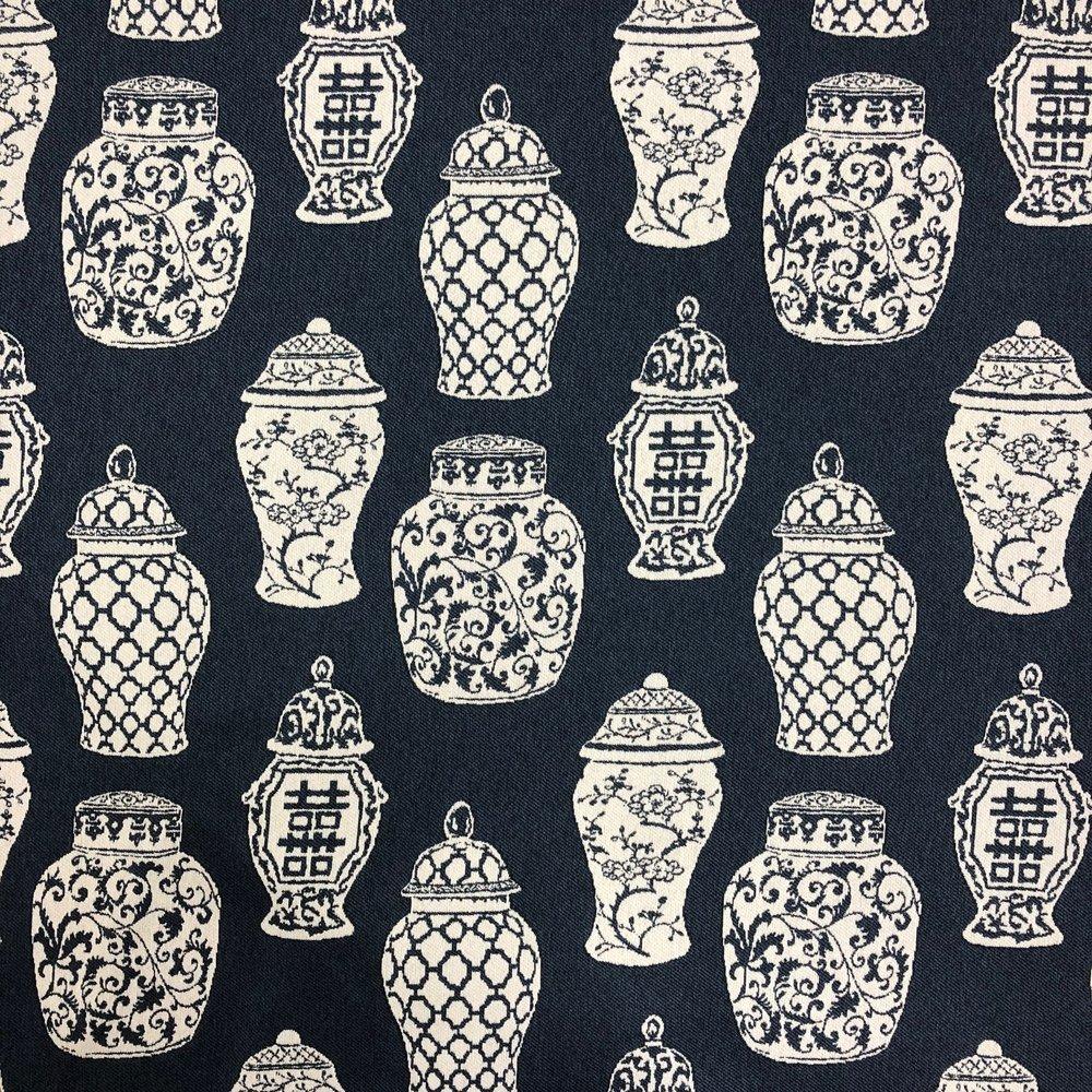 Revolution Plus pattern,  Ginger Jars