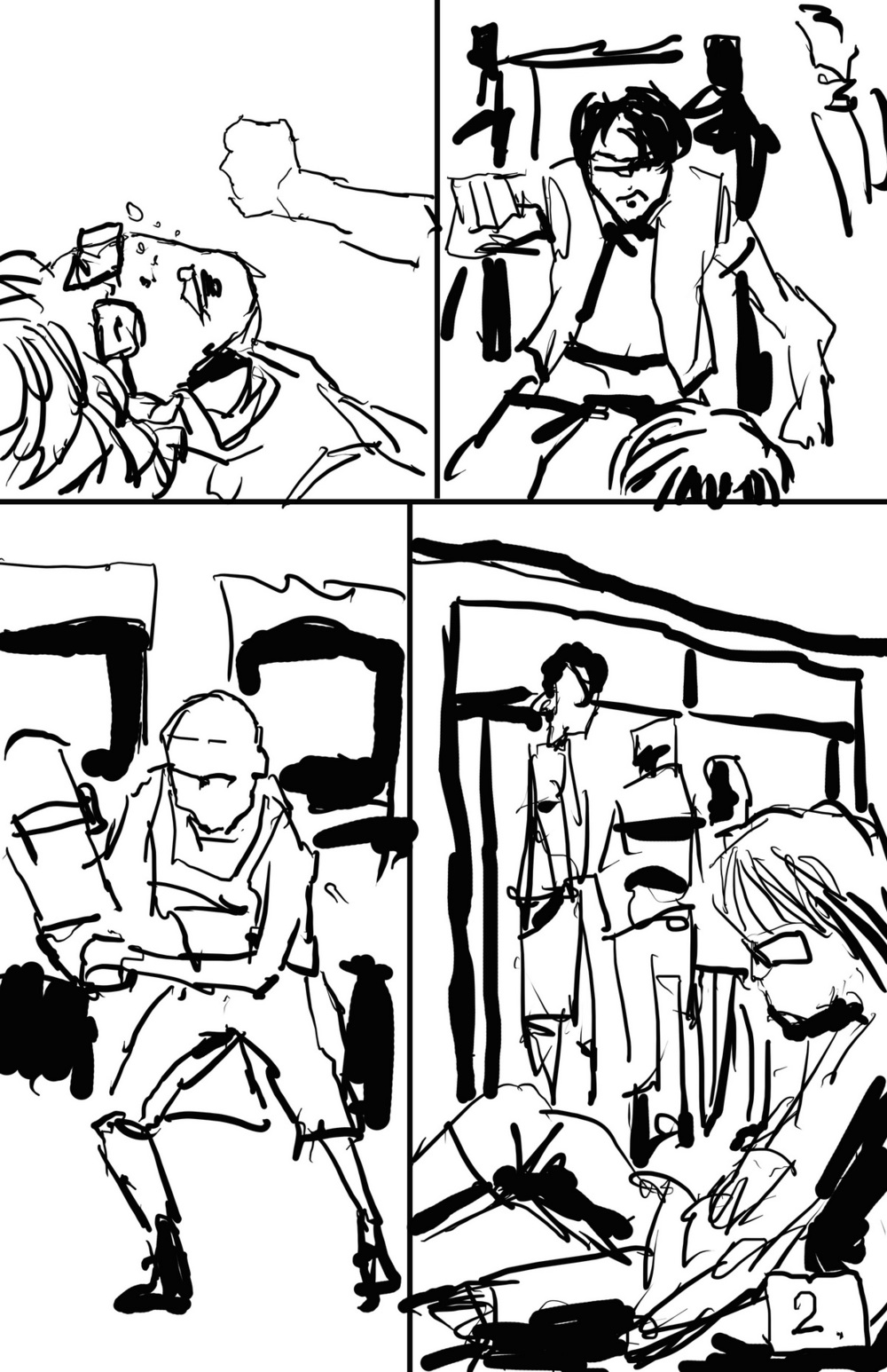 Solar Flare #4 - Page 2 Layout.jpg