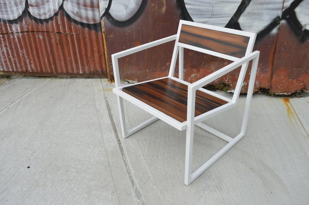 """Industry"" Chair"