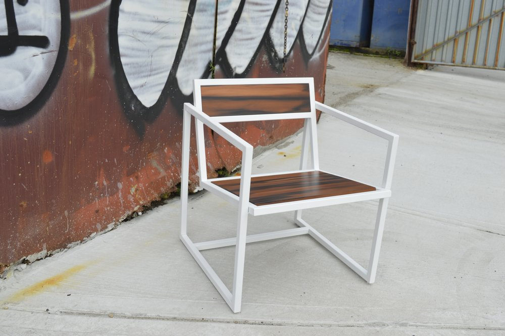 """""""Indus"""" Chair"""