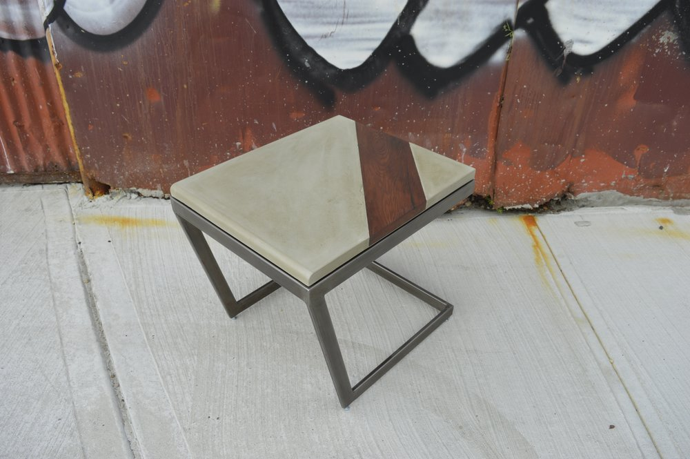 """Momentum"" Side Table"