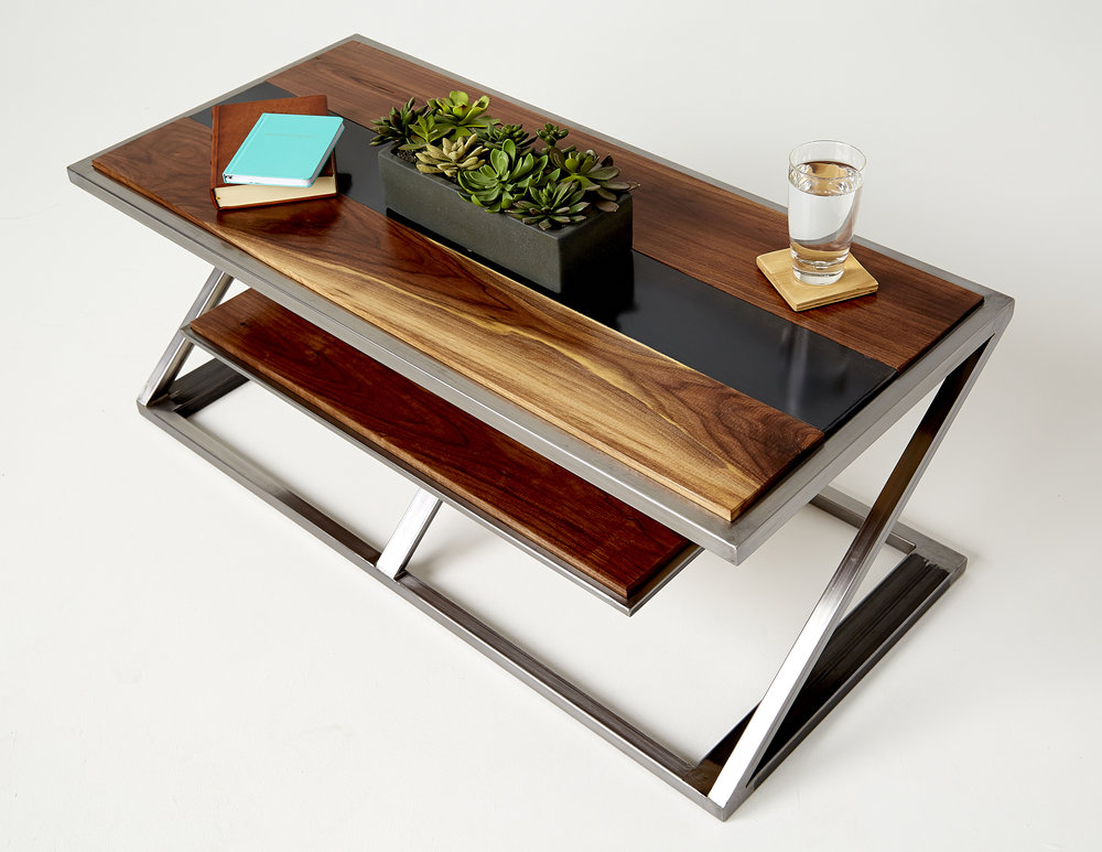 """MiterZ"" Coffee Table"