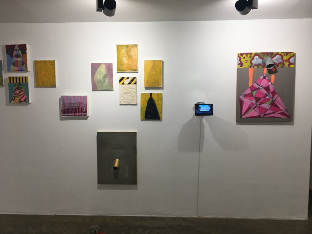 """Confabulation"" Dastan Basement gallery Exhibition"