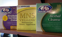 advocare health products