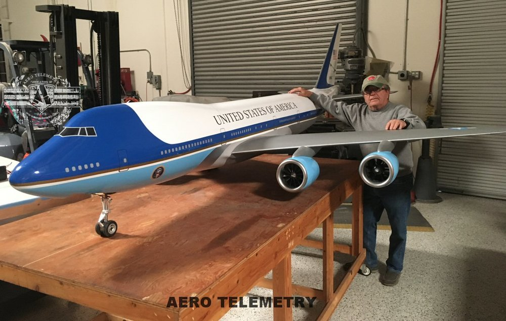 Aero Telemetry's newest design.