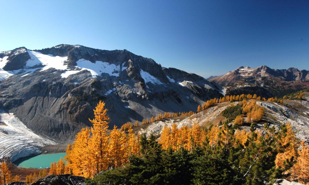 WA: Northern Cascades N.P. Adventure |5 Days &4 Nights