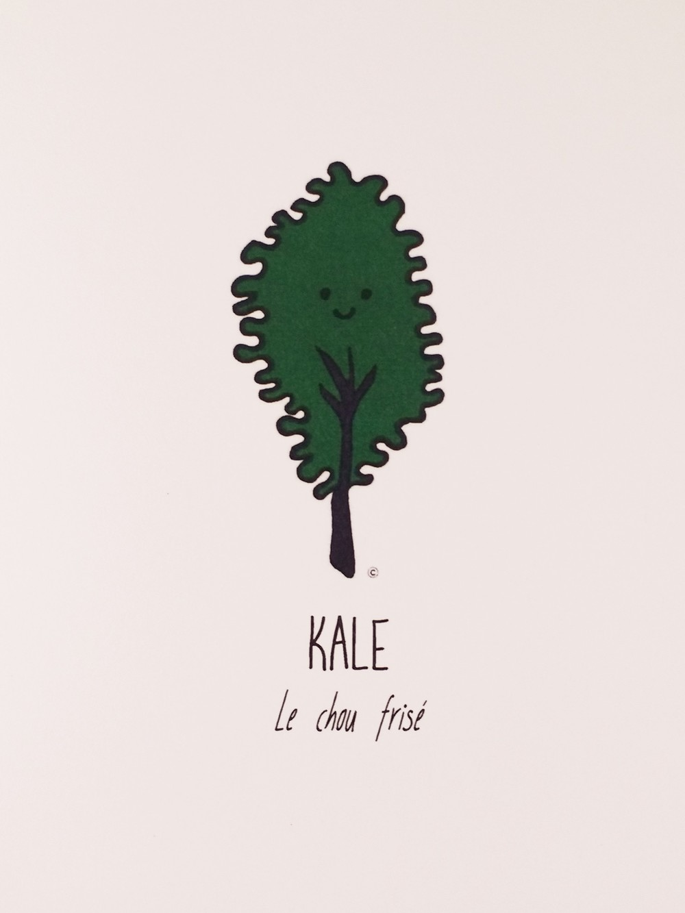 The Kale Collection