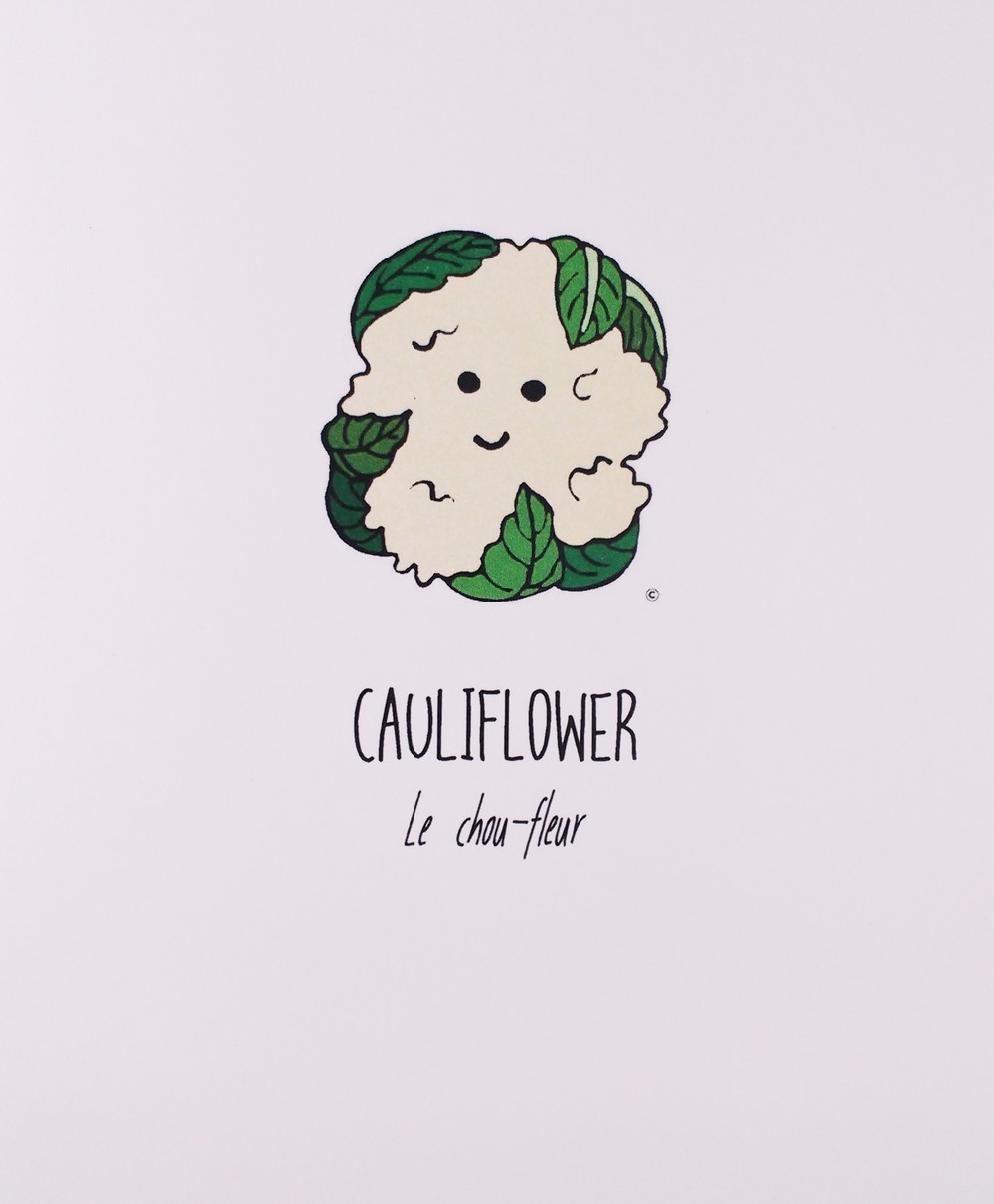 The Cauliflower Collection