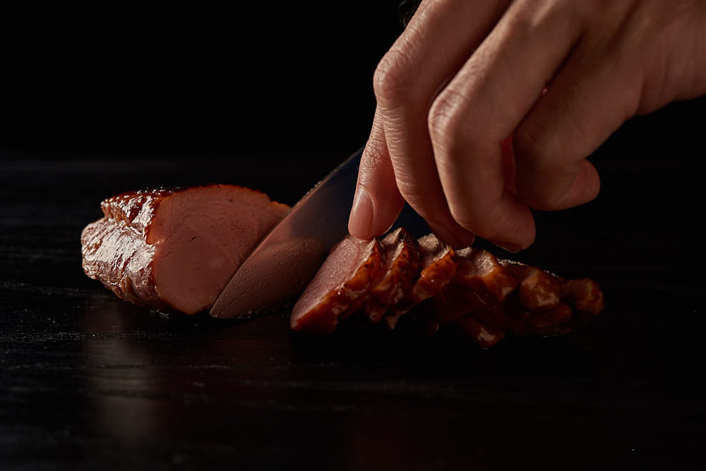 Our Meats - we use high quality meats which eliminates the need for artificial seasoning