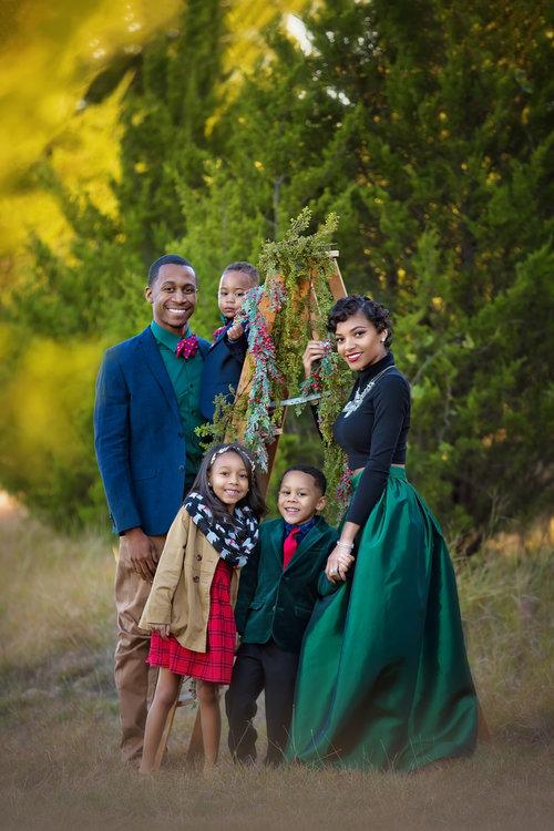 Prosper Family Photography