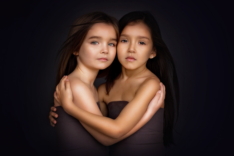 Child Model Photography