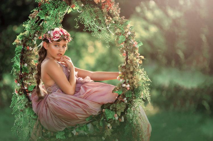 Dallas Child Model Photography