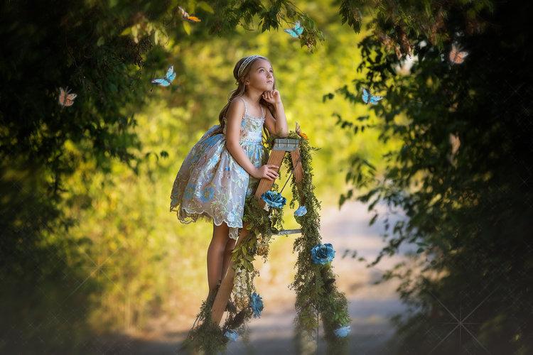 Professional Portraits of Children Aubrey, TX