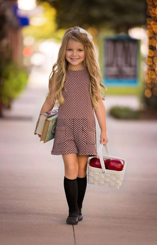 Child Fashion Photographer Dallas
