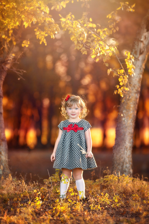 Plano Child Model Photographer