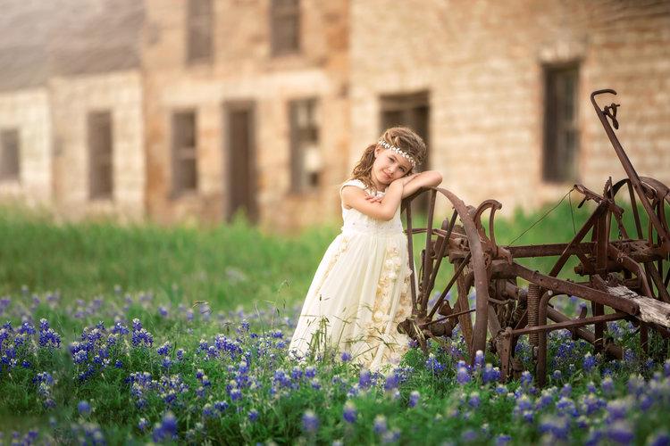 Texas Bluebonnet Photography