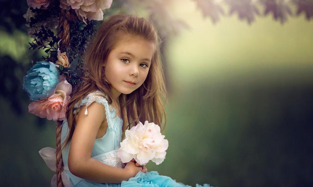 Aubrey Texas Child Modeling Photography
