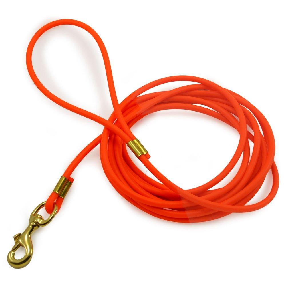 Orange Biothane Rope