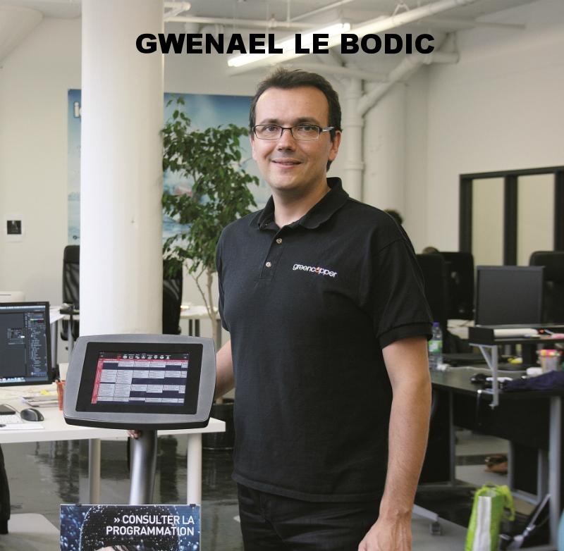 GWENAEL LE BODIC