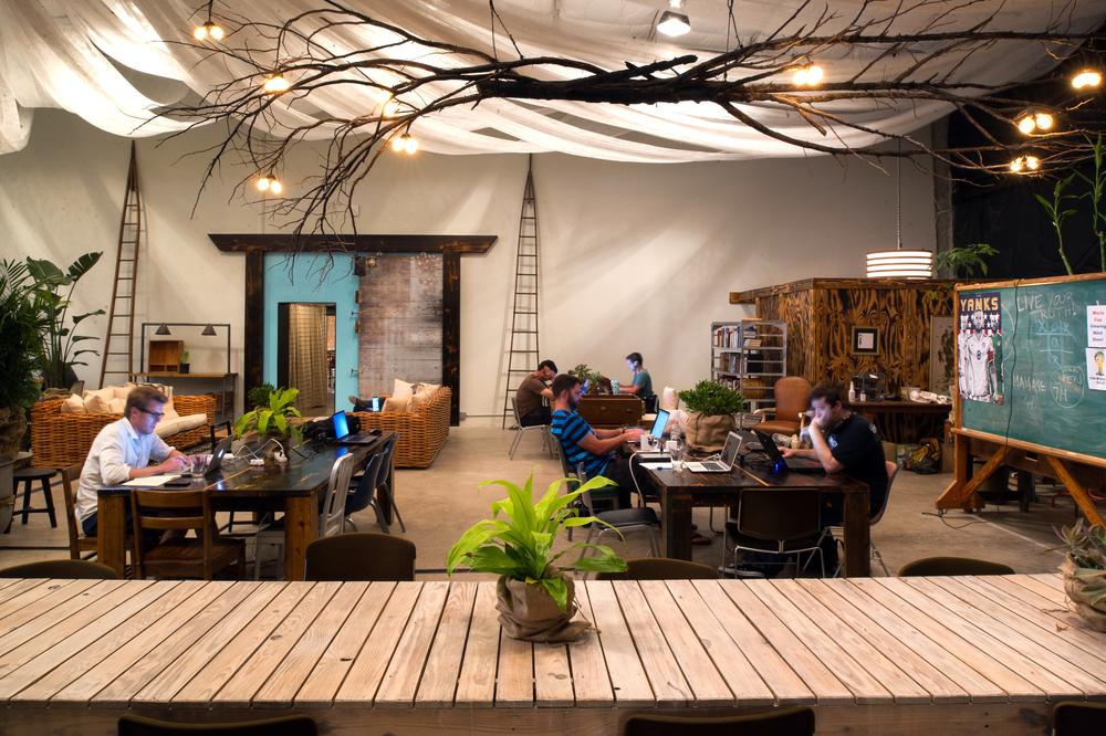 Impact Hub Austin at Vuka Coworking Space