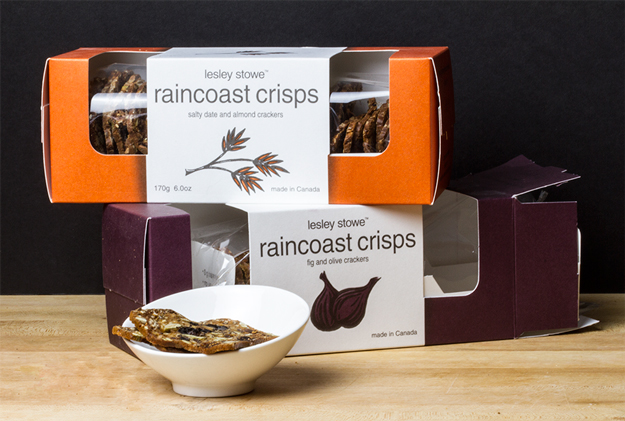 Rain Coast Crackers