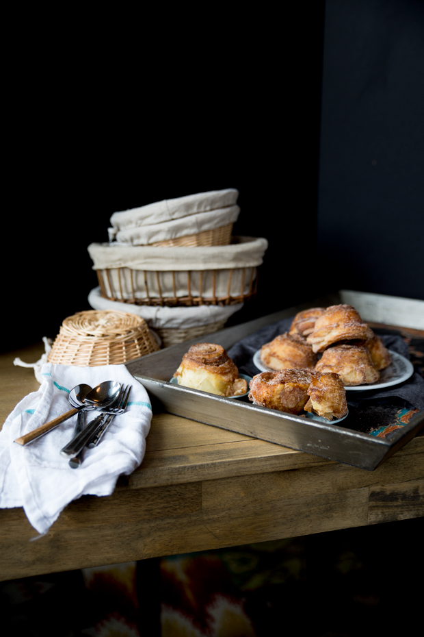 Croissants and Pain au Chocolat — The Little French Bakery