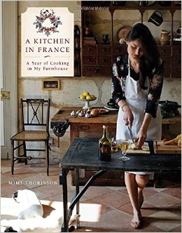 MimiThorisson's book will offer warm, beautiful recipes, taking us away to her French Farmhouse.
