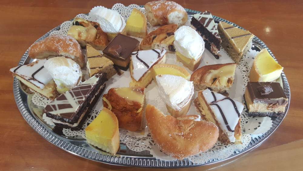 Decadent Cakes & Slices Platter