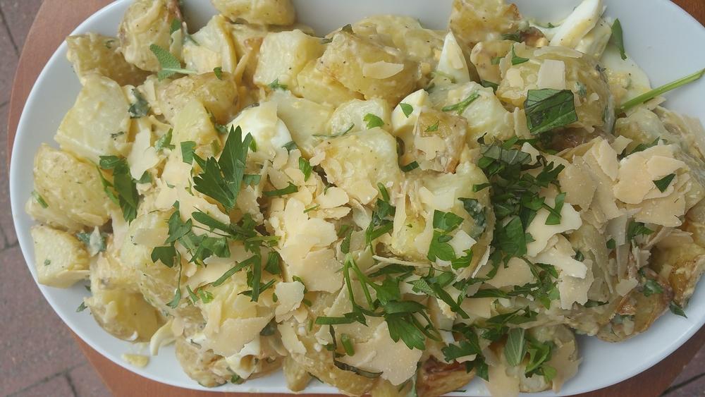 Salad Platter (Potato Salad)