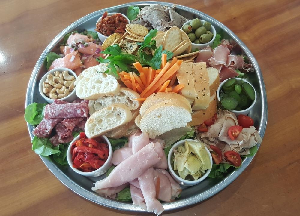 Antipasti & Meats Platter