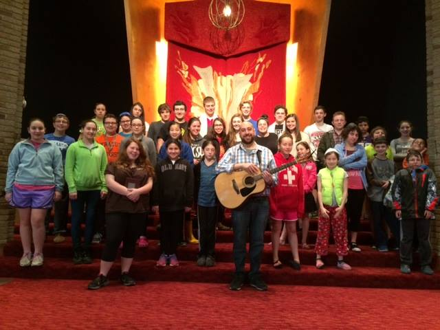Musical Minyan with the Temple of Aaron Religious School
