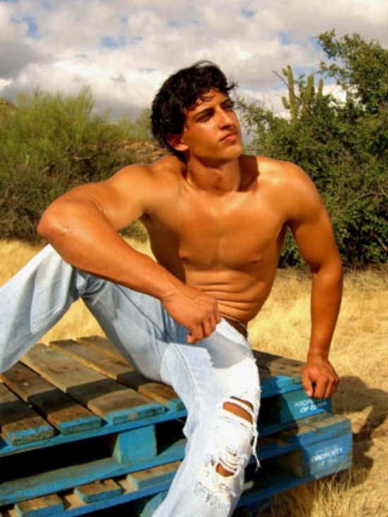 Model: Jared January 2007