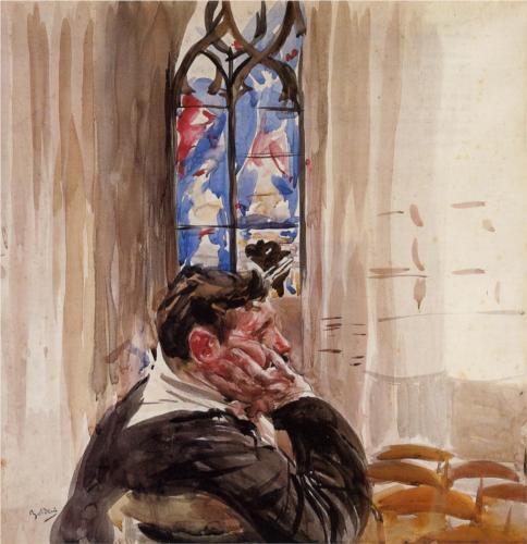 portrait-of-a-man-in-church-1900