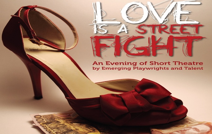 Love is a street fight web