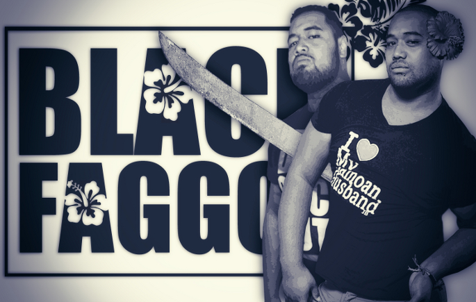 BLACK FAGGOT Brochure hi res