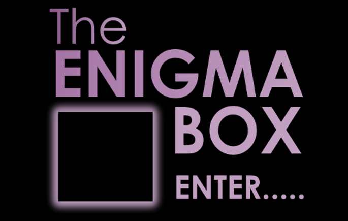 The Enigma Box_website
