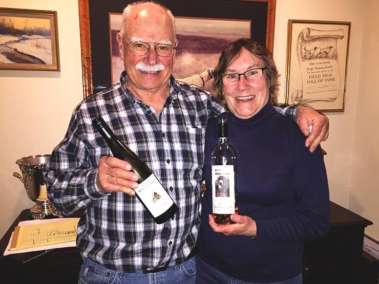 Cote Bonneville owners, Hugh and Kathy Shiels