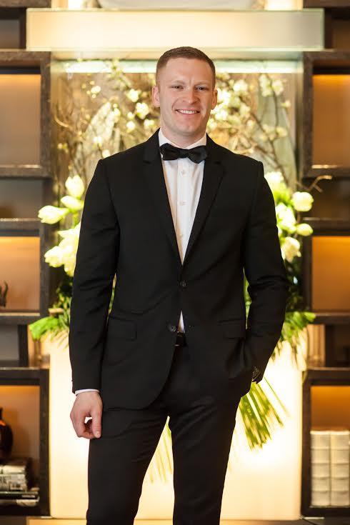 Garrett Smith, at Daniel NYC