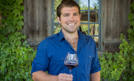 Joseph Wagner of Caymus Vineyards
