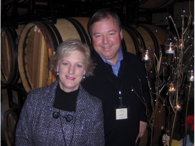 Matthews winery owners Diane Otis and Cliff Otis lead an impressive lineup of wines from Matthews and Tenor