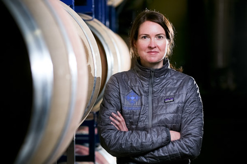 Erica Orr produces some absolutely fantastic red and white wines for Orr Wines and Baer Winery