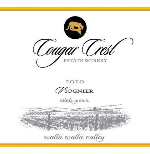 Cougar Crest has gained a very strong reputation for their Viognier.