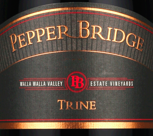 The 2012 Pepper Bridge Trine was a fantastic new release wine that showed wonderful poise and elegance. This will be a long-ager.