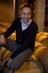 Superstar winemaker Juan Muñoz-Oca stars at Columbia Crest winery.