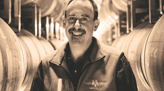 Great shot here of BV superstar winemaker, Jeffrey Stambor
