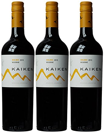The 2015 'Reserve' Malbec by Kaiken was an exceedingly good value