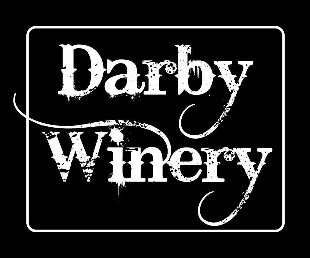 Great looking masculine logo for Darby Winery