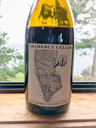 2014 Gramercy Cellars u0027John Lewisu0027 Syrah- This outstanding wine was sourced from the Minick Forgotten Hills and Red Willow Vineyards. & Gramercy Cellars u2014 Washington Wine Blog