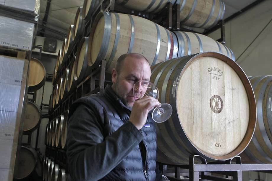 Carroll Kemp of Red Car crafts some really outstanding wines out of Sonoma.